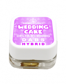 HL wedding cake dabs