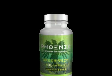 Phoenix_Herbals_Capsule_Mockup_2018_30XL_Caps_green_vein_front_600x600